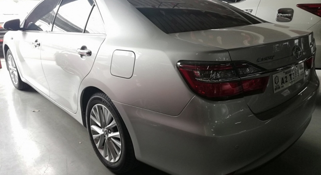 2018 Toyota Camry G 2.5L AT
