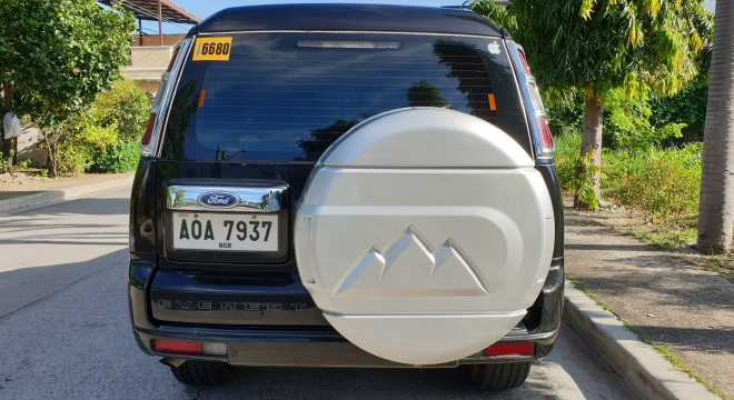 2014 Ford Everest Limited (4X2)
