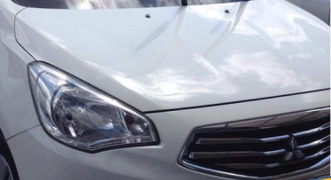 2015 Mitsubishi Mirage GLX MT