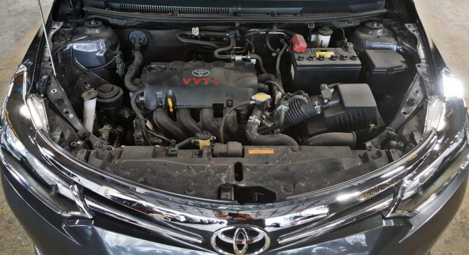 2013 Toyota Vios 1.3 E AT