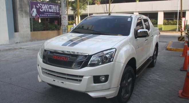 2015 isuzu d-max ls x-series 4x2 used car for sale in manila, metro manila, ncr autodeal