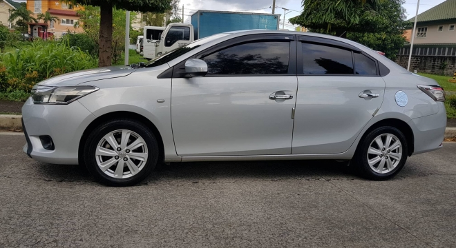 2014 Toyota Vios 1.3L E AT Gasoline