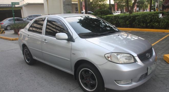 2004 Toyota Vios 1.5 G AT