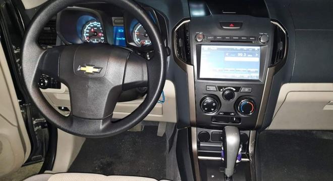 2014 Chevrolet Trailblazer 2.8L AT Diesel