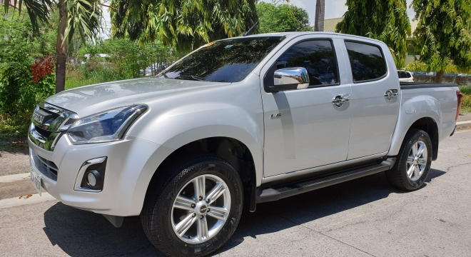 2017 Isuzu D-MAX 3.0 LS AT