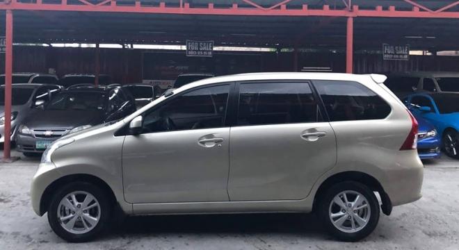 2015 Toyota Avanza 1.5 G AT