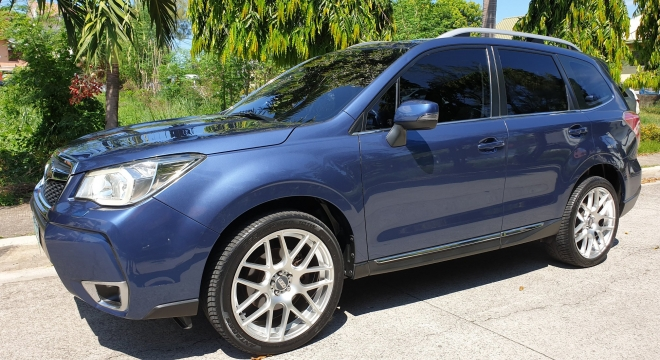 2013 Subaru Forester 2.0i Premium