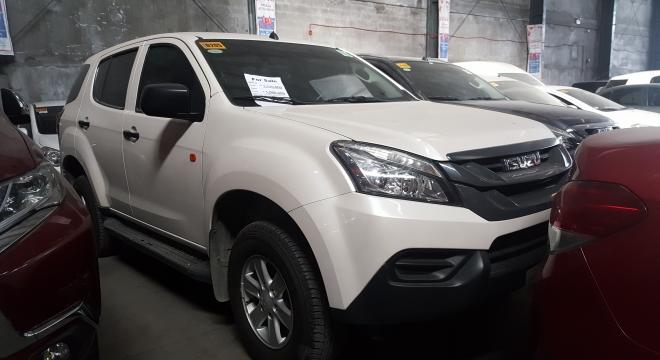 2017 isuzu mu-x ls-a crdi repossessed for sale in taguig city, metro manila, ncr autodeal