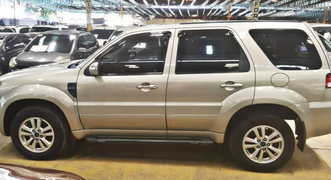 2010 Ford Escape 2.0 XLT