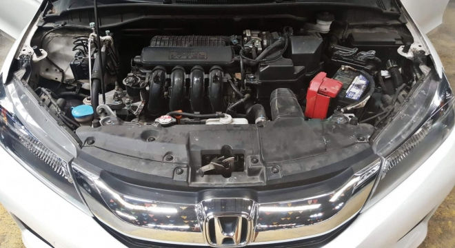 2017 Honda City 1.5 E CVT