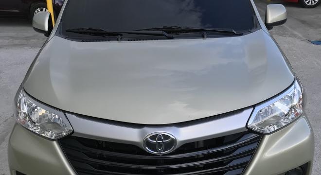 2016 Toyota Avanza 1.3E AT
