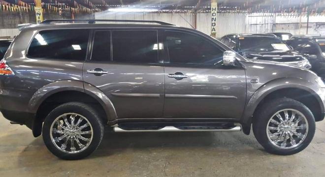2012 Mitsubishi Montero Sport GLS Gas AT