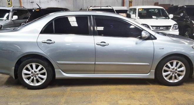 2008 Toyota Corolla Altis 1.6 V AT