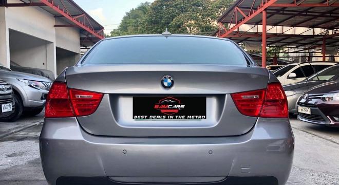 2011 BMW 318i 2.0L AT GASOLINE