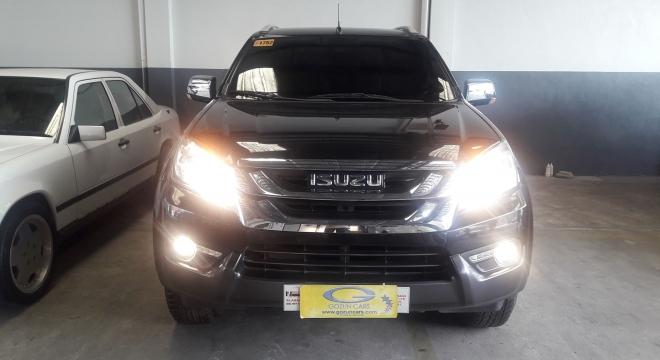 2016 isuzu mu-x 3.0 at diesel used car for sale in san fernando city, pampanga, central luzon autodeal