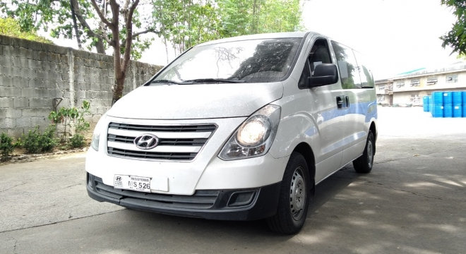 2017 Hyundai Grand Starex MT