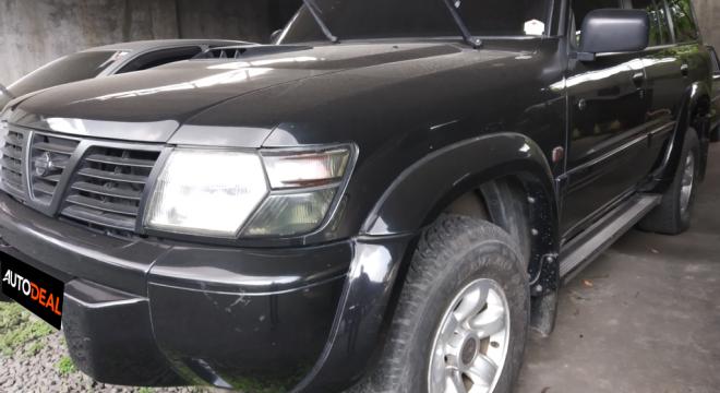 2005 Nissan Patrol Presidential Edition (4X2) MT