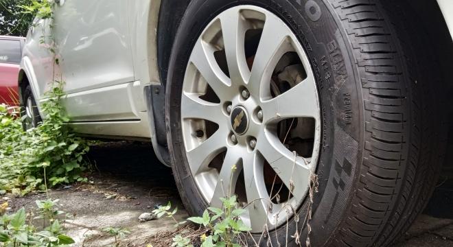 2012 Chevrolet Captiva 2.0 4x4