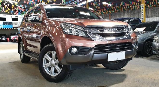 2015 isuzu mu-x ls 2.5l at diesel used car for sale in quezon city, metro manila, ncr autodeal