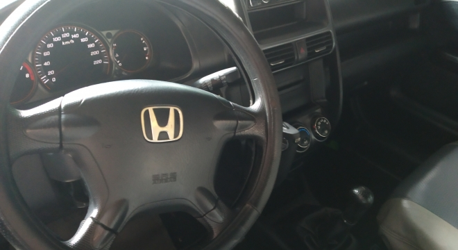 2007 Honda CR-V 2.0 S MT