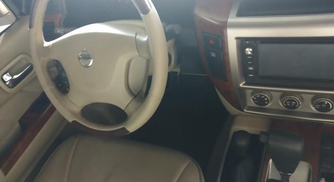 2012 Nissan Patrol Super Safari (4X4) AT