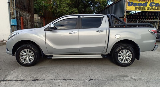 2016 Mazda BT-50 3.2L AT Diesel (4X4)