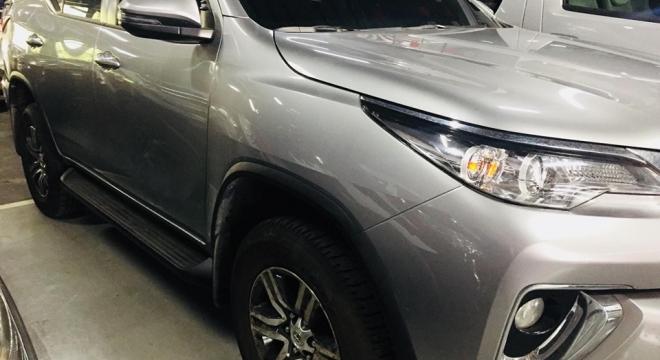 2018 Toyota Fortuner G