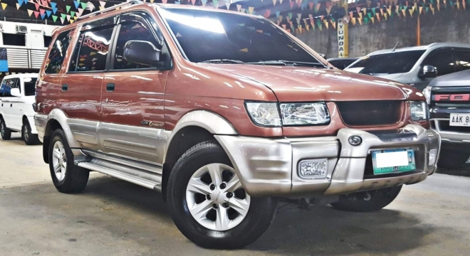 2004 isuzu crosswind xuvi mt used car for sale in quezon city, metro manila, ncr autodeal