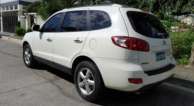 2010 Hyundai Tucson 2.0 CRDi AT