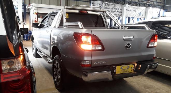 2017 Mazda BT-50 2.2 4x2 AT