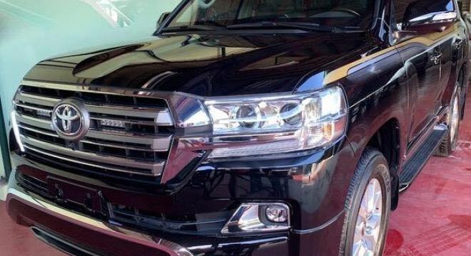 2019 Toyota Land Cruiser V8 Bulletproof Armor Used Car For