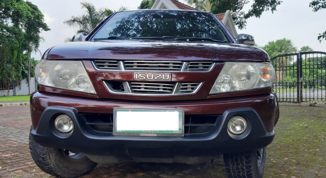 2008 isuzu crosswind xuv at used car for sale in lucena city, quezon, calabarzon autodeal
