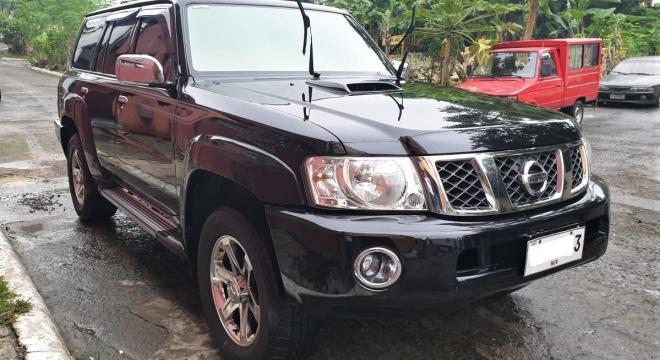 2015 Nissan Patrol Super Safari 3 0L AT DIESEL Used Car For Sale in