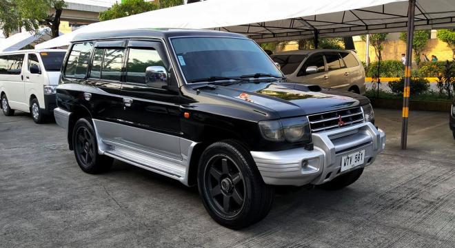 2001 Mitsubishi Pajero 2.8L AT Diesel (Field Master)