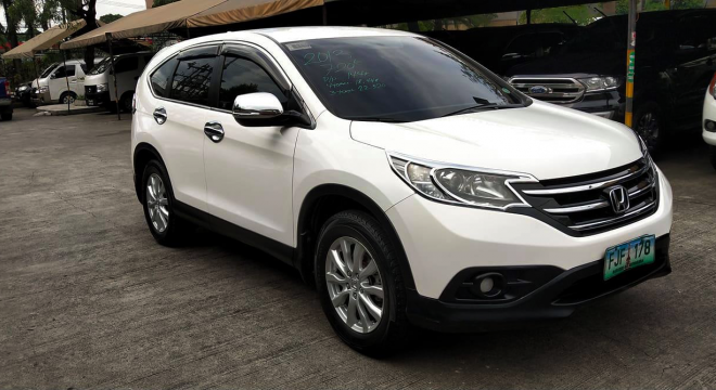 2013 Honda CR-V 2.4L AT Gasoline