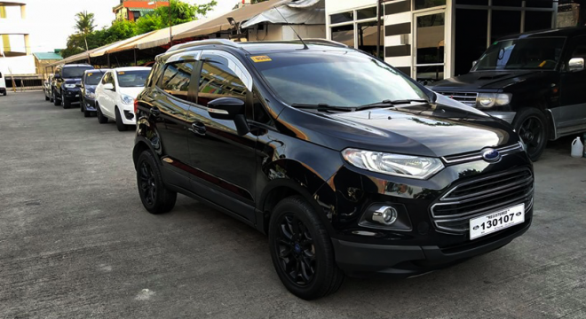 2016 Ford EcoSport 1.5L Titanium AT