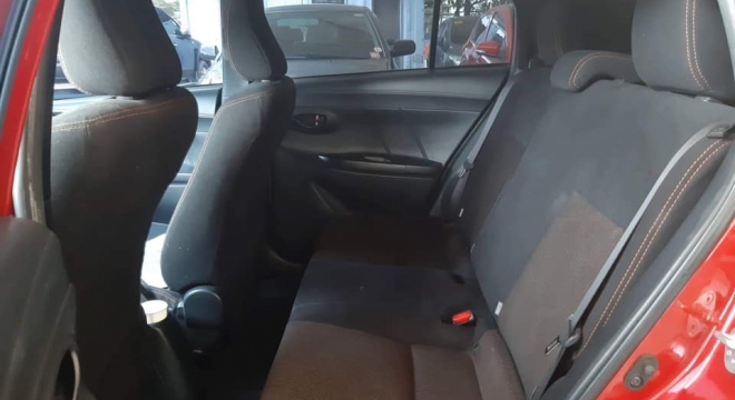 2014 Toyota Yaris 1.3E AT