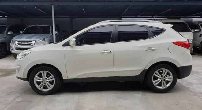 2011 Hyundai Tucson 2.0 GLS AT