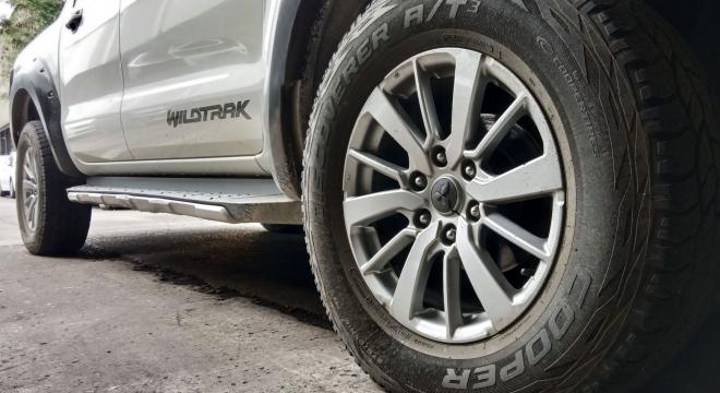 2016 Ford Ranger 3.2 Wildtrak 4X4 MT