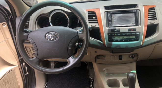 2011 Toyota Fortuner 2.5 G AT Diesel