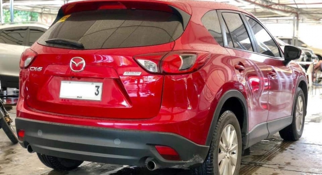 2014 Mazda CX-5 2.0L AT Gasoline