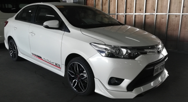 2018 Toyota Vios 1.5 TRD AT