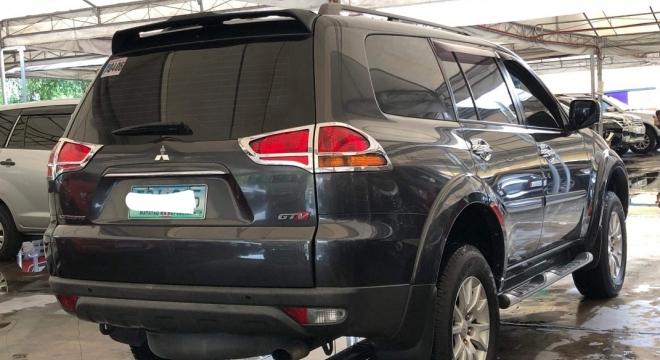 2011 Mitsubishi Montero Sport GTV Diesel