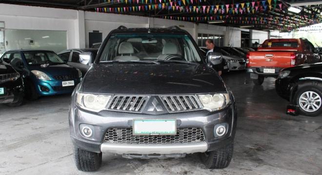 2009 Mitsubishi Montero Sport GLS AT