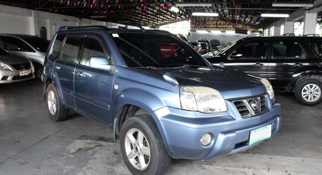2006 Nissan X-Trail 2.0L (4X2) AT