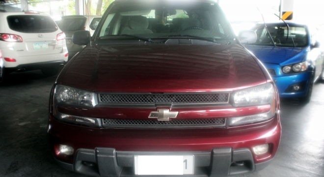 2005 Chevrolet Trailblazer EXT 4X2