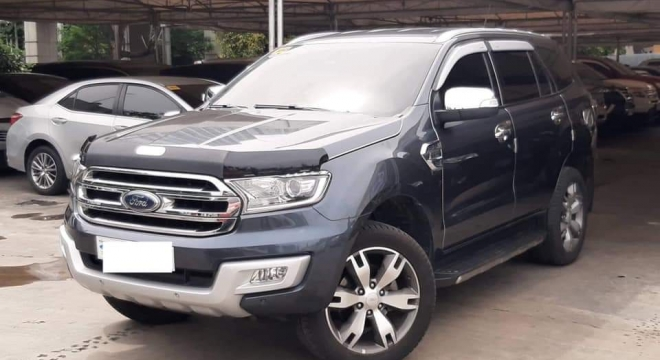 2016 Ford Everest Titanium (4x2)