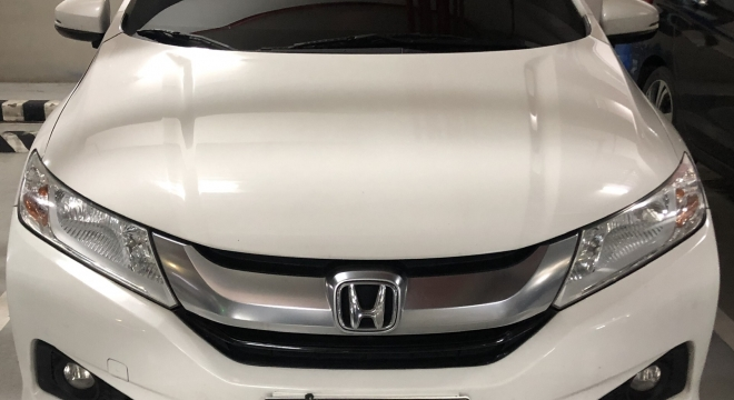 2014 Honda City VX AT