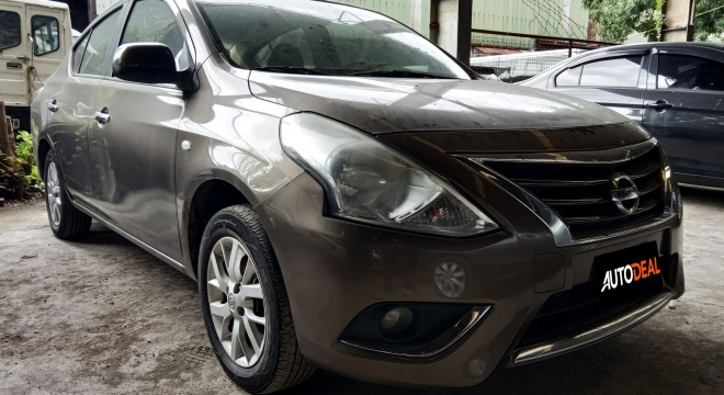 2016 Nissan Almera MID AT