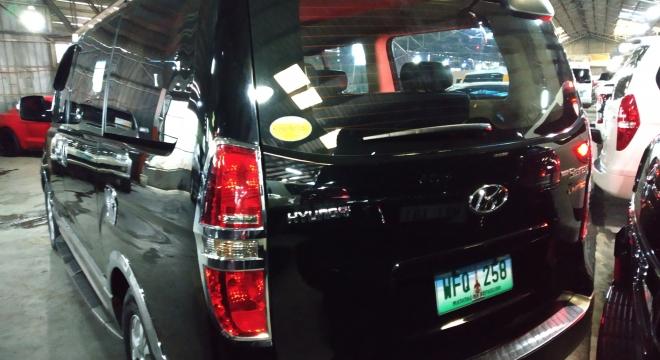 2013 Hyundai Starex CVX AT